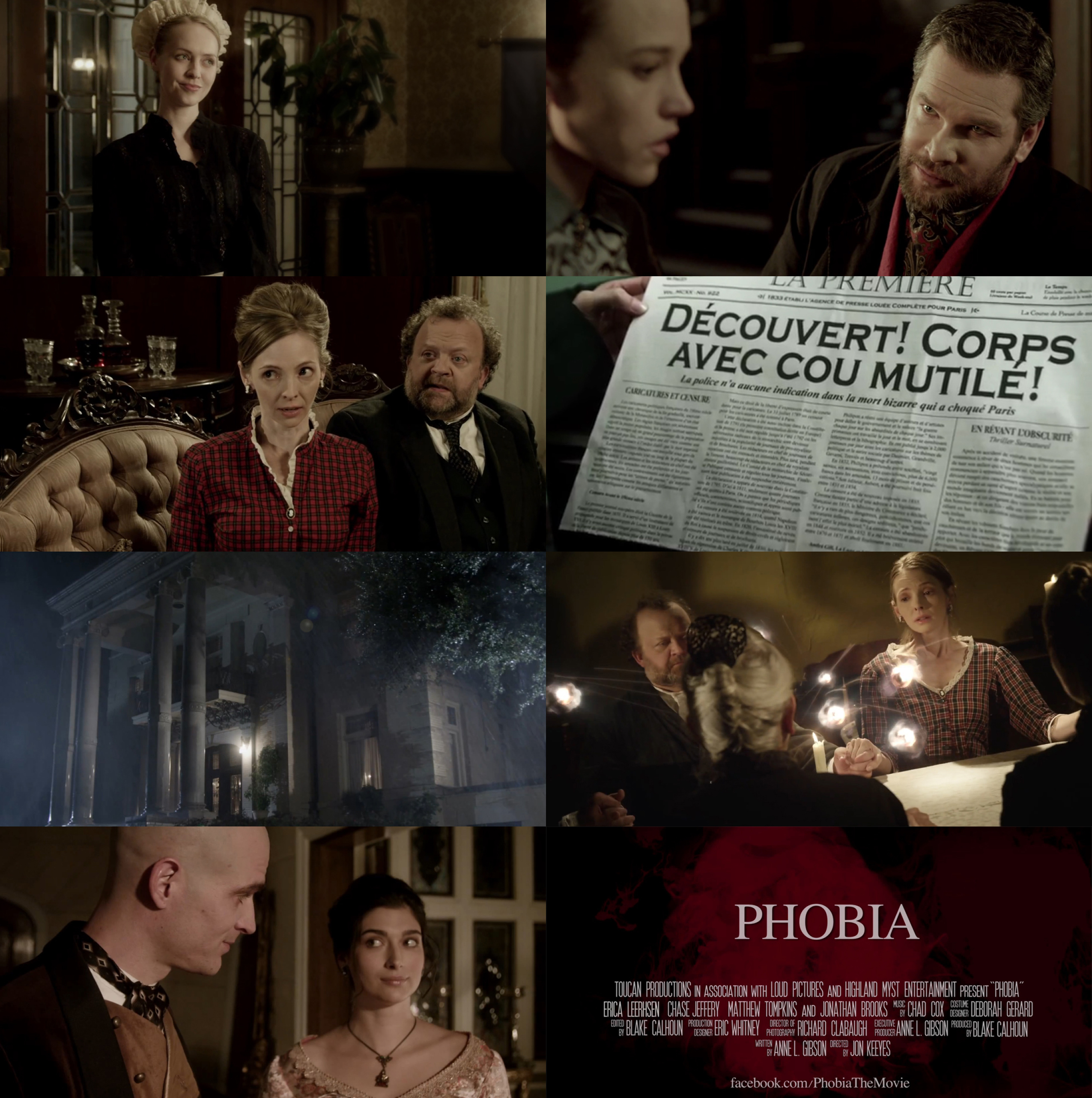Phobia Collage