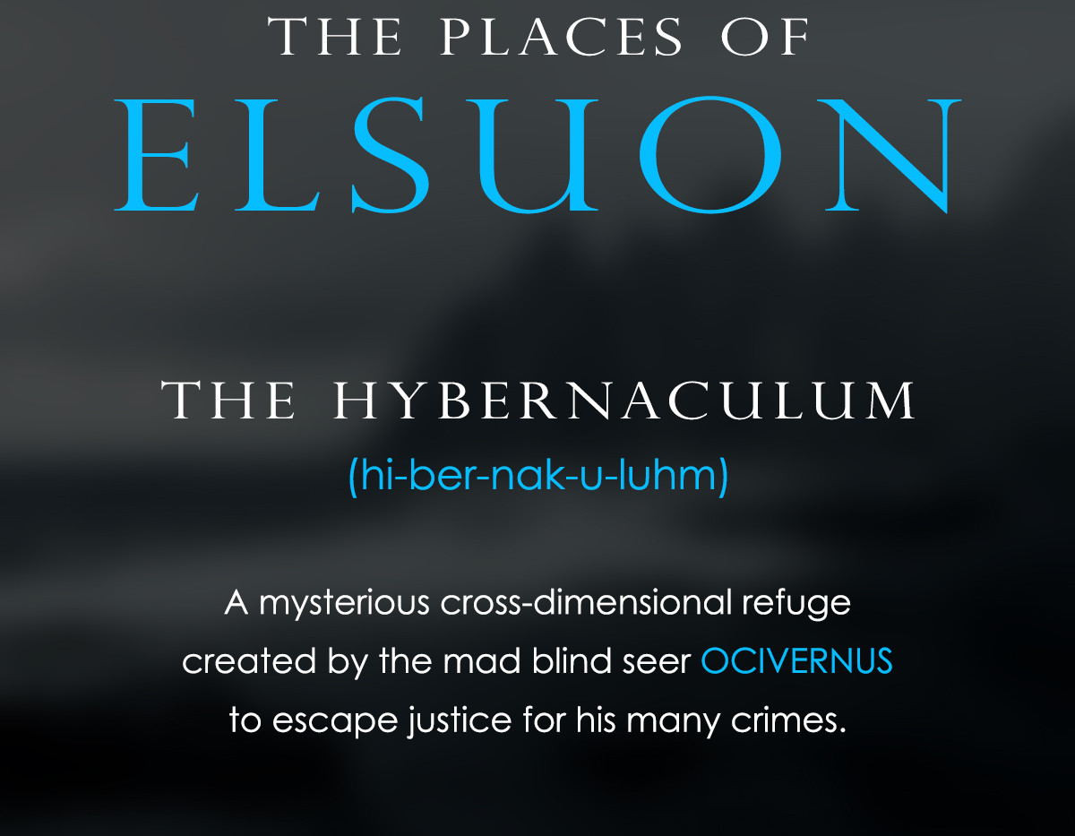 The Places of Elsuon - Hybernaculum