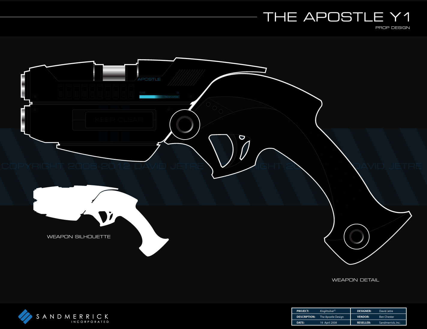 The Apostle Header