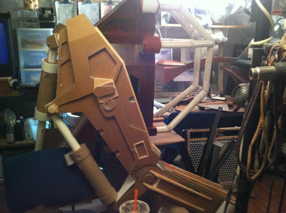 Loader Replica Arm