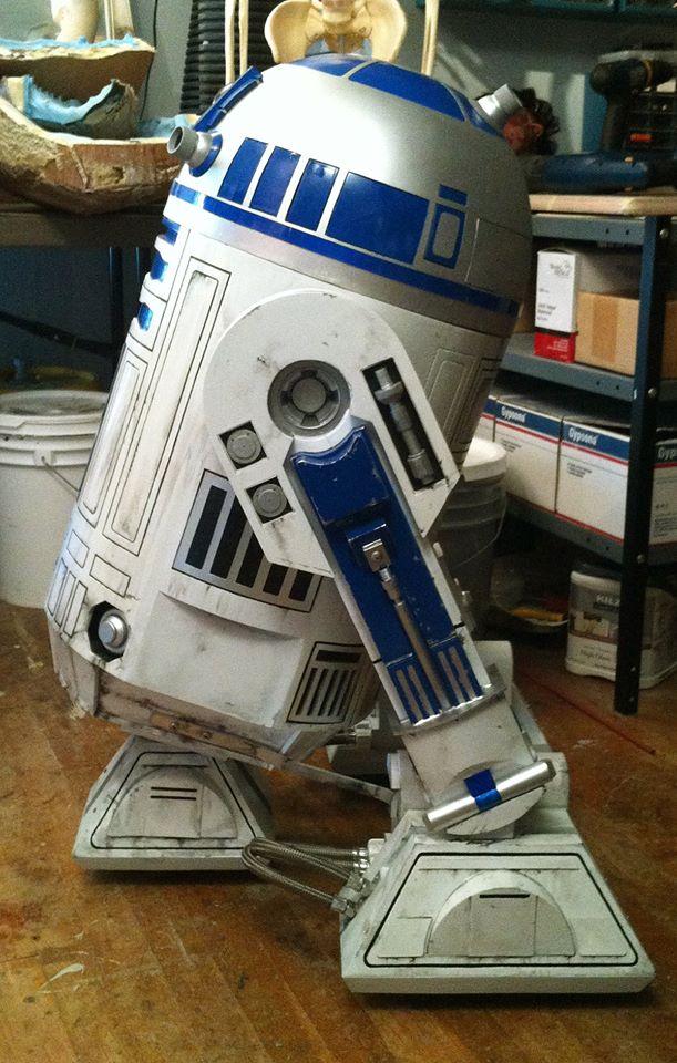 R2-D2 Replica