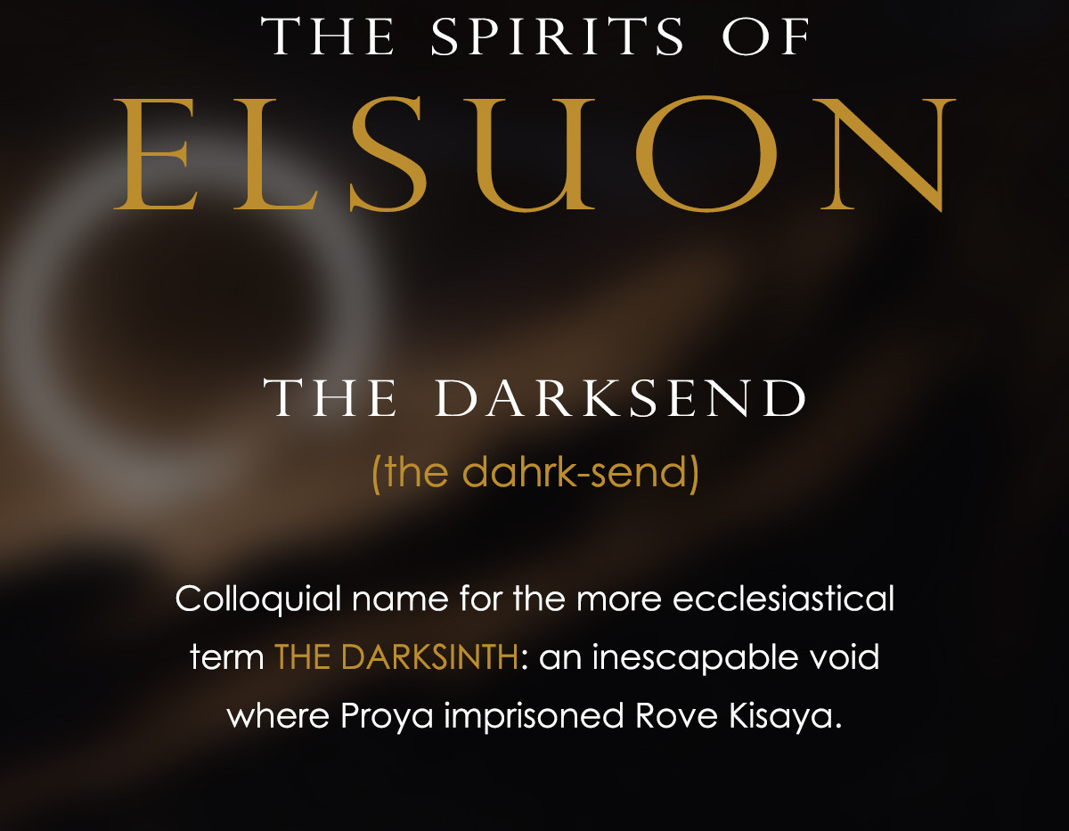 The Spirits of Elsuon - The Darksend