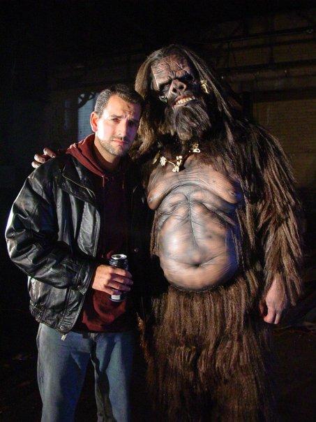 Ben and the Bigfoot