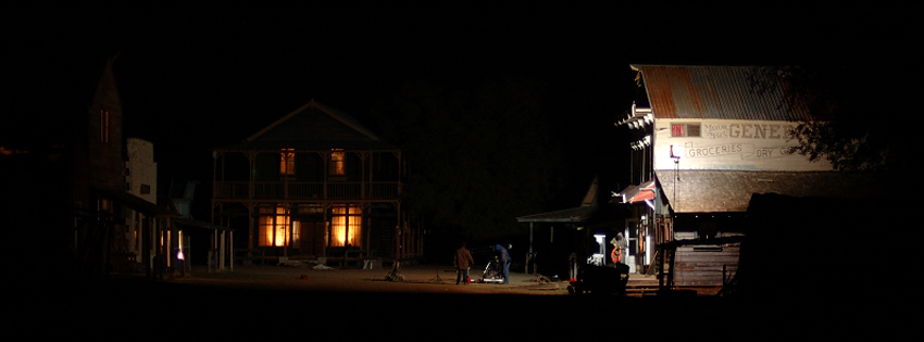 Night Shoot in November