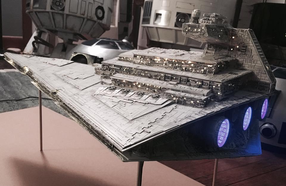 Star Destroyer Build
