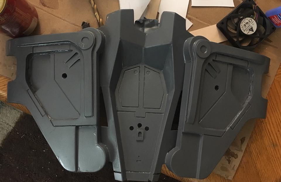 Terminator Mold