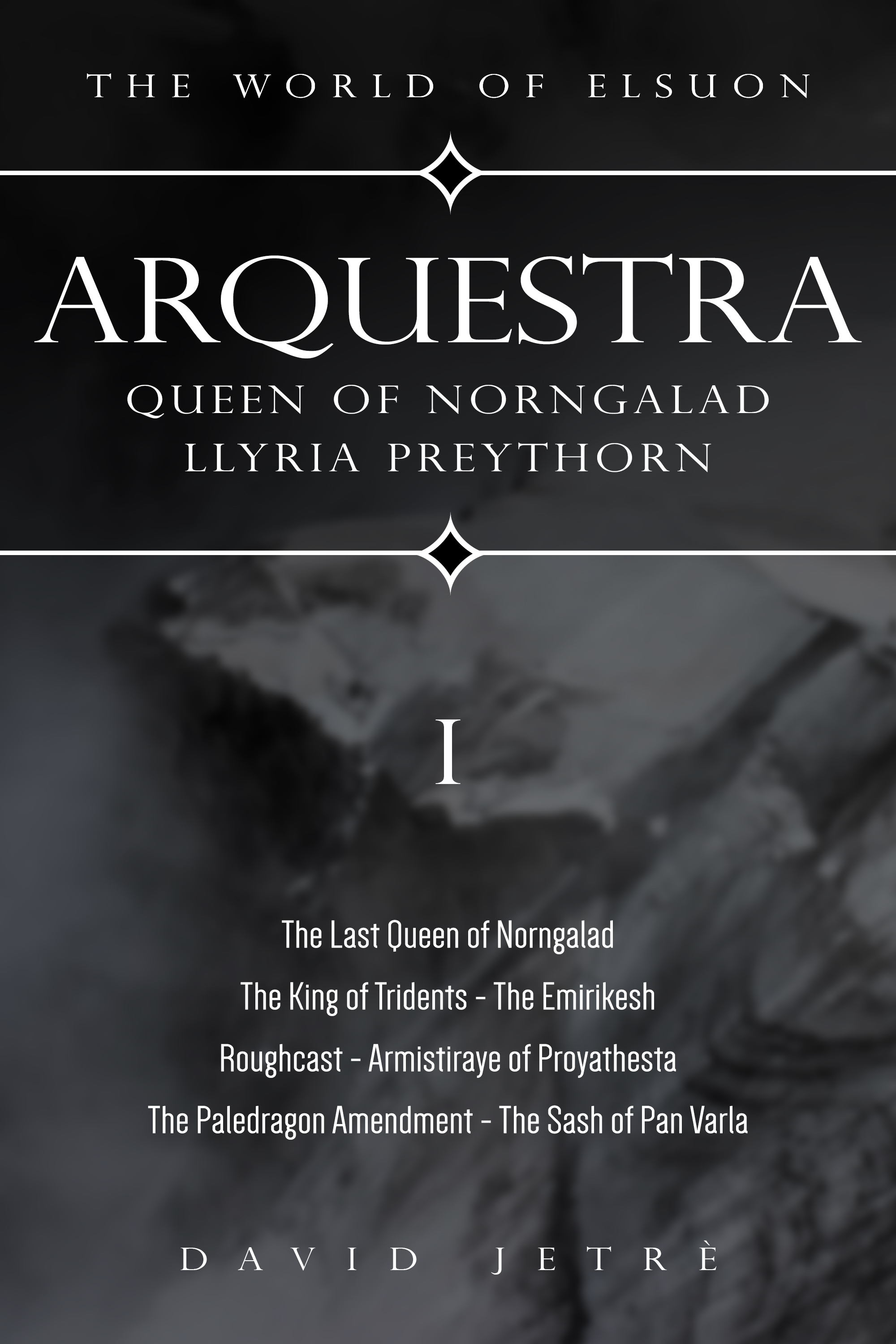 Arquestra - Queen of Norngalad Cover