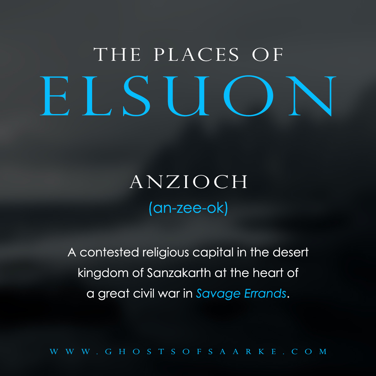 Places - Anzioch