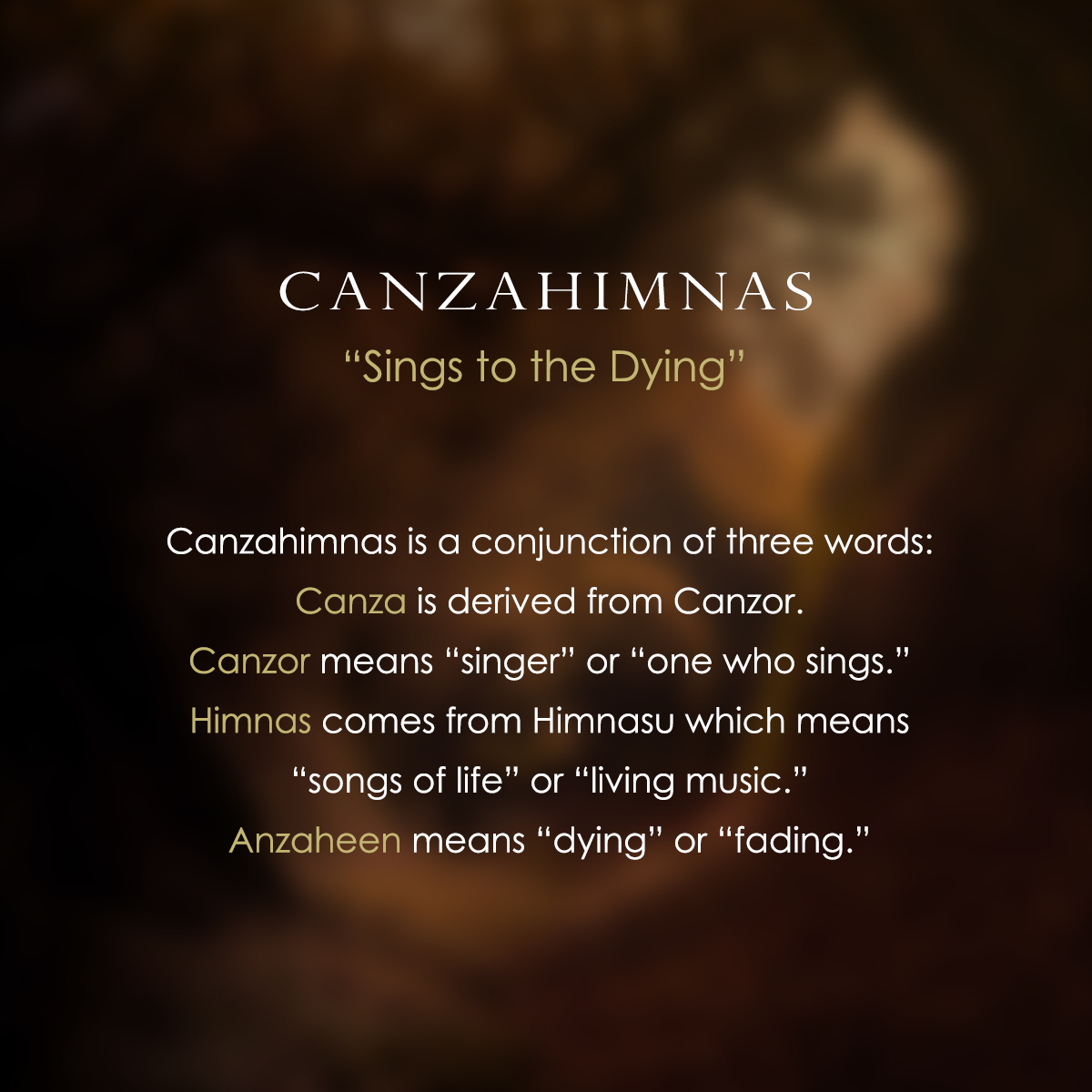 Holy Name 6 - Canzahimnas