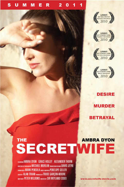 The Secret Wife Movie Poster