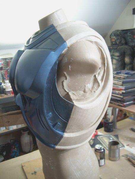 Robocop Body Armor Sculpt