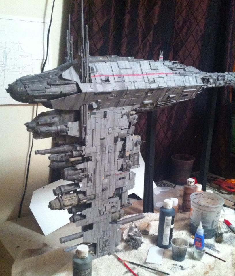 The Empire Strikes Back - Cruiser