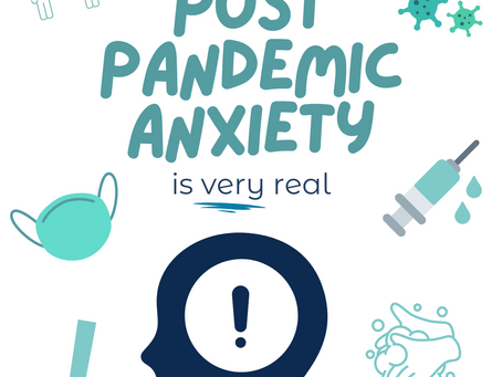 Post-Pandemic Social Anxiety: What You Can Do to Cope