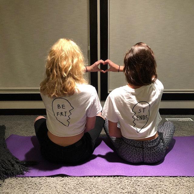 July Yoga ~ Shining Yogis Ages 10+
