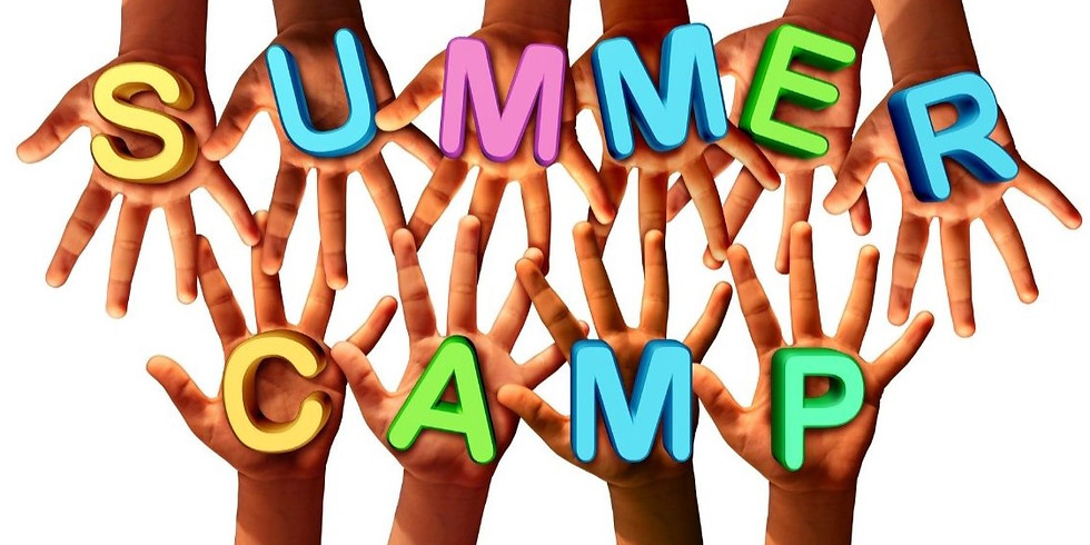 Rise and Shine Kids Yoga August Summer Camp 2021