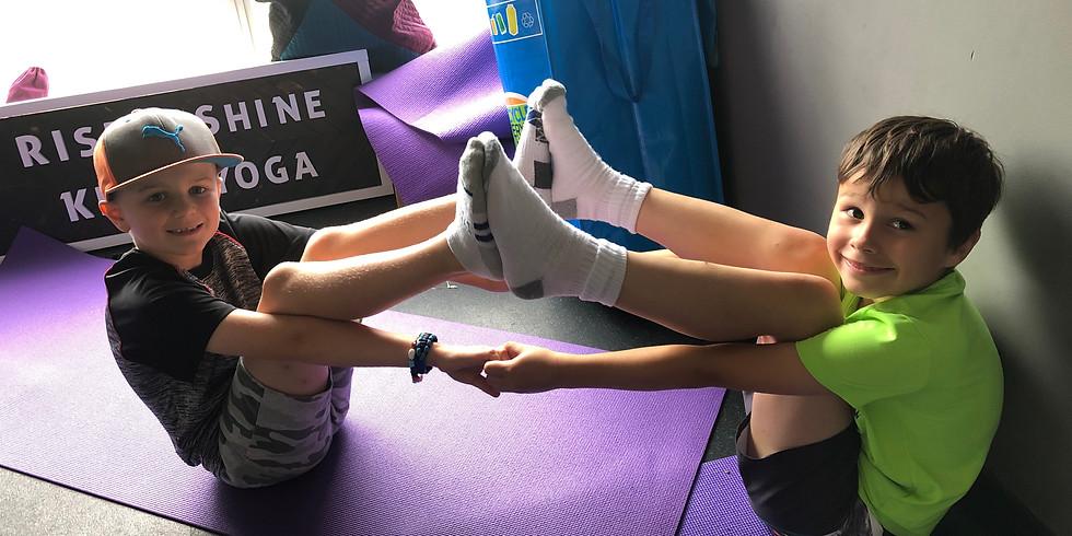 PD Yoga Camp - October 25, 2019