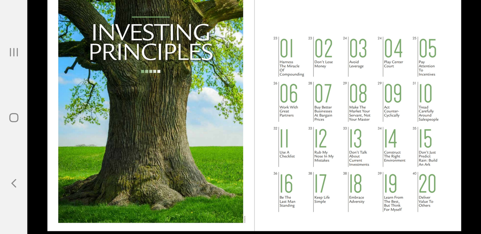 Guy Spier's Investment Principles