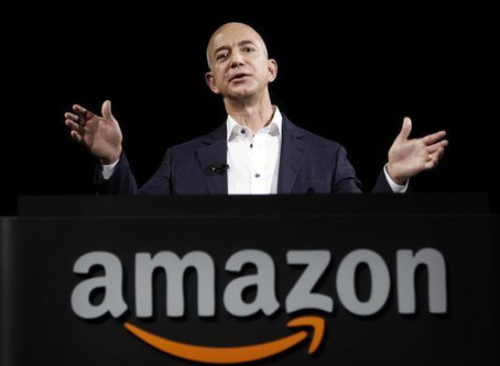 Amazon Founder, Jeff Bezos', Shareholder Letters
