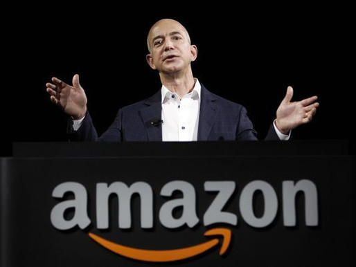 Amazon Founder, Jeff Bezos', Shareholder Letters