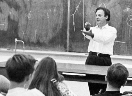 Highlights From 6 Easy Pieces By Richard Feynman