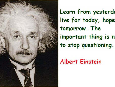 Ideas And Opinions From Albert Einstein