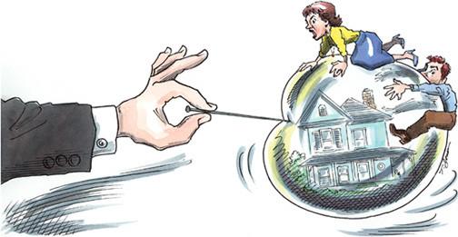 Ben Bernanke's Thoughts During The Mortgage Meltdown