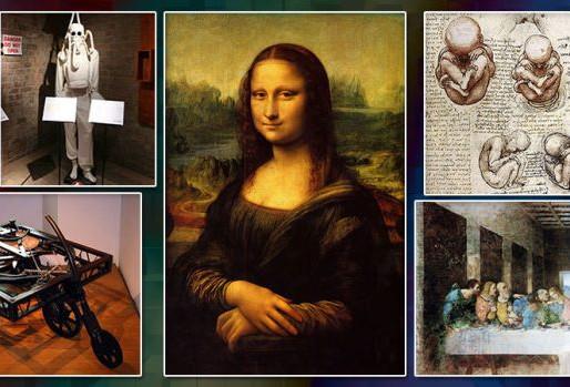 Leonardo Da Vinci's 7 Principles