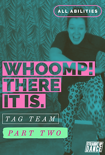 WHOOMP THERE IT IS - PART TWO -  POSTER