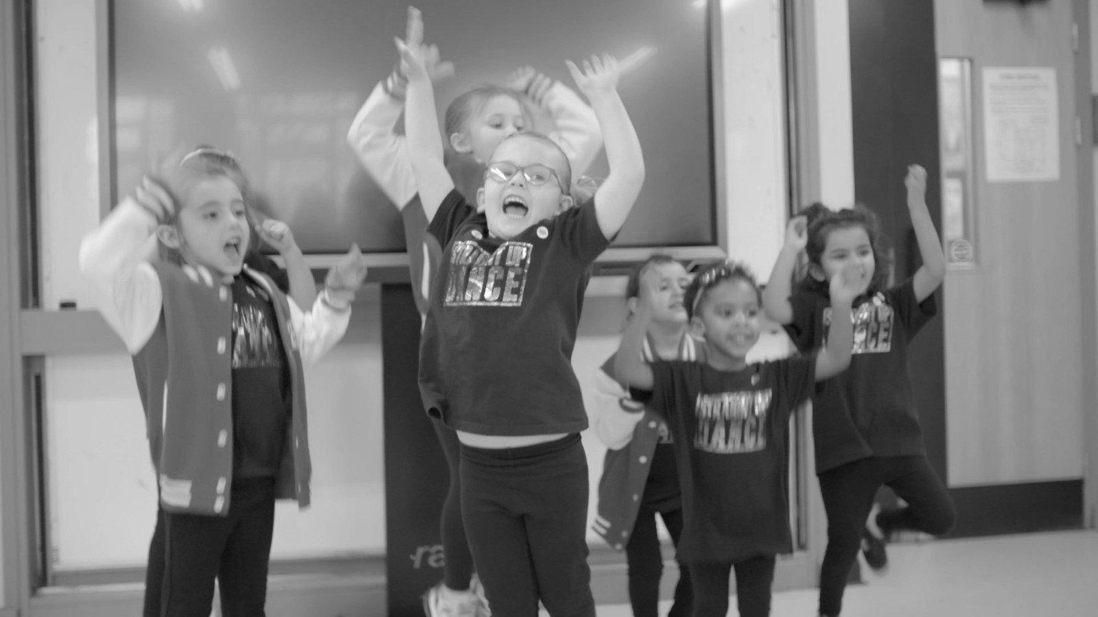 3yrs+ Kids Street Dance Class