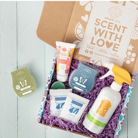 Shop My Scentsy Birthday Party to Share Some Sanity