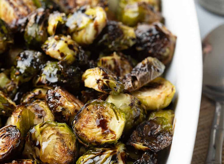 Dish It Out: Roasted Brussels Sprouts