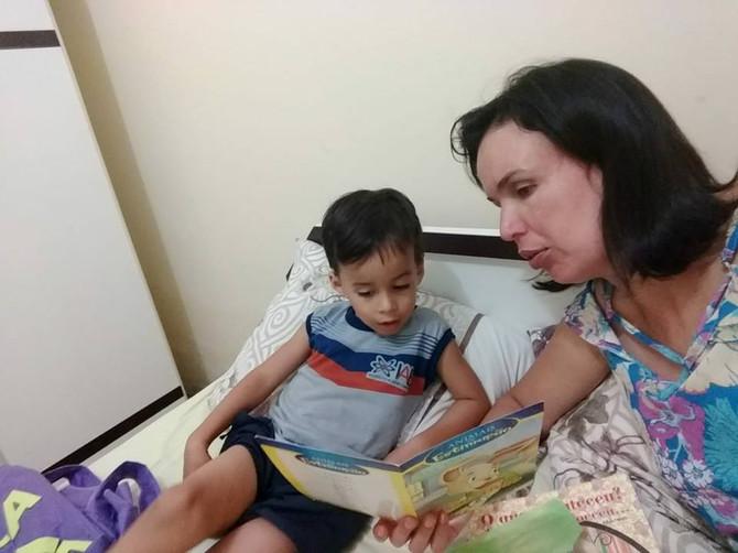 'Sacola Viajante' incentiva a leitura