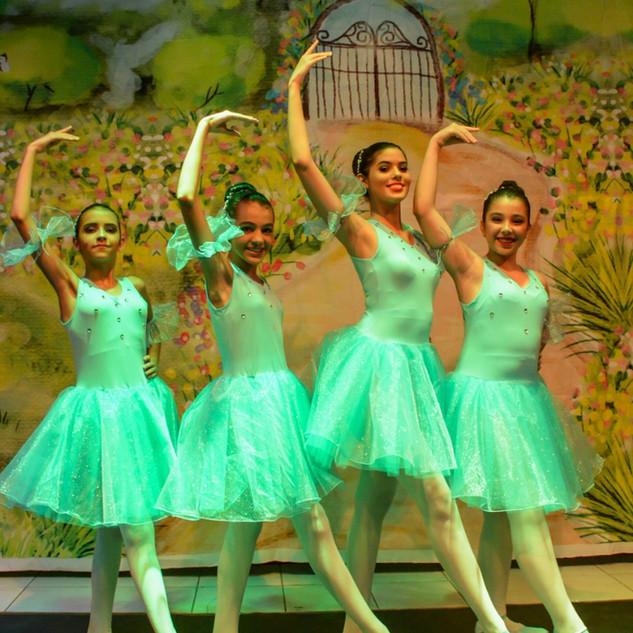 Ballet IAE - O arco-íris