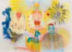 Yoann Estevenin. Sans titre, 2019, 60 x