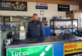 H&H Diesel Parts pickup and repair