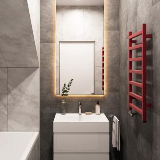 Bathroom 1 floor | view 2