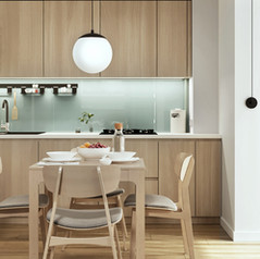 Кухня и рабочий стол