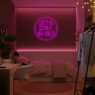 RGB підсвітка дівчачої спальні (2)