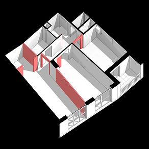План демонтажа стен
