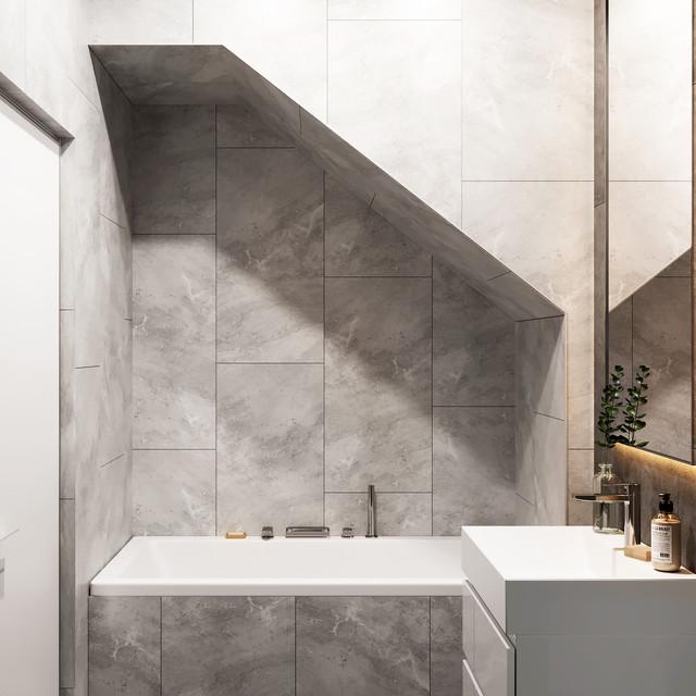 Bathroom 1 floor | view 1