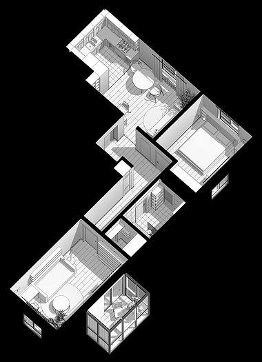 BIM модель квартири