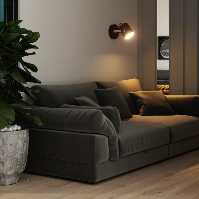 Sofa in the livingroom
