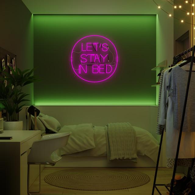 Teen bedroom RGB light (1)