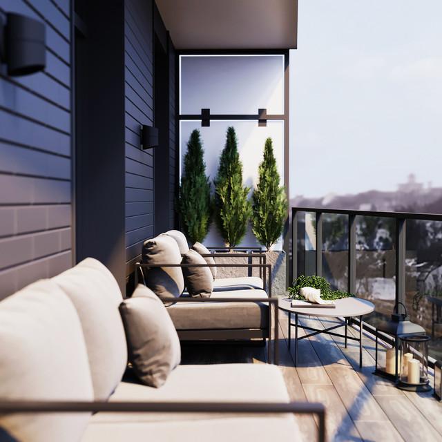 Terrace 1 floor