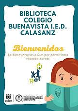 Bienvenidos Colegio Buenavista I.E.D. Calasanz