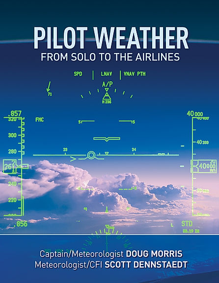 Aviation weather book | Pilot Weather book
