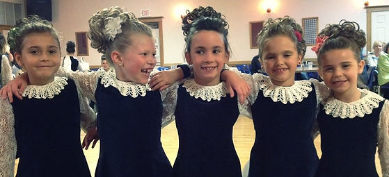 Irish dance classes for boys and girls in Windso