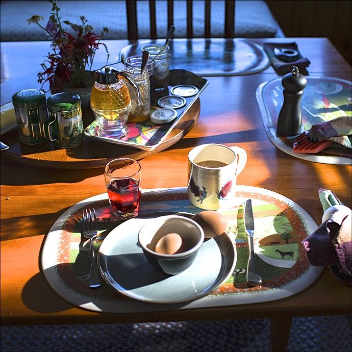 Breakfast variety