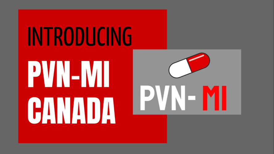 Introducing PVN-MI Canada