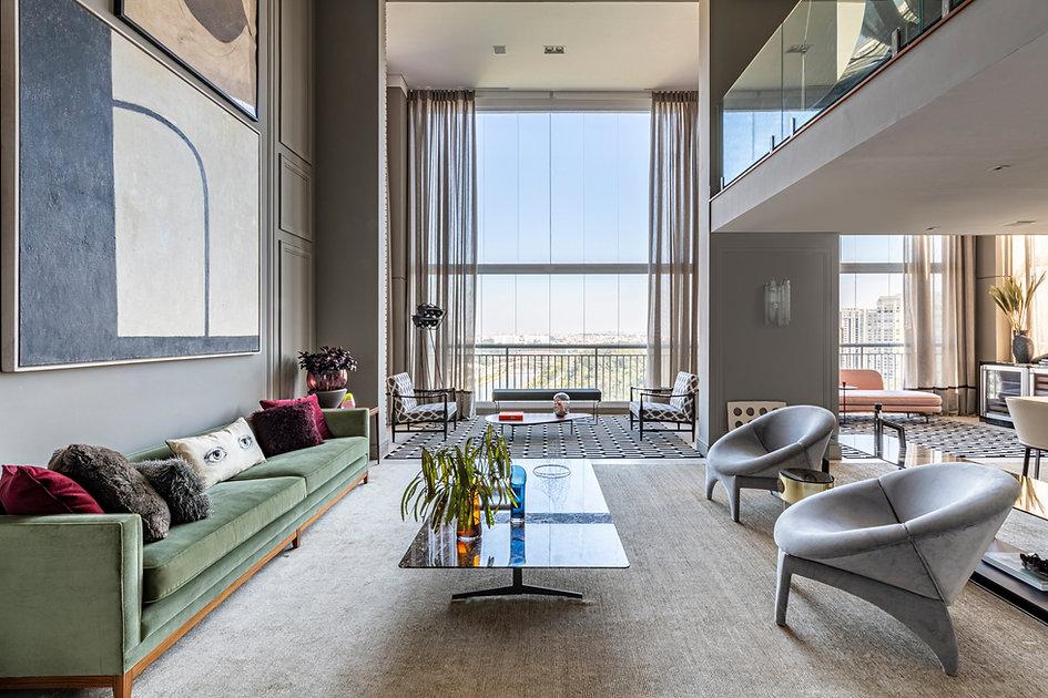 Apartament Panamby - 01